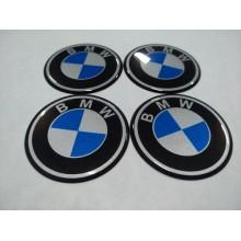 Наклейка на диск BMW 55мм