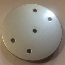 Колпачок в диск D=57мм плоская bc606