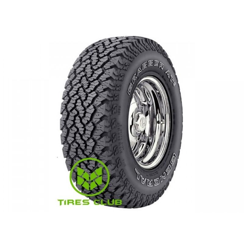 Шины General Tire Grabber AT2 в Запорожье