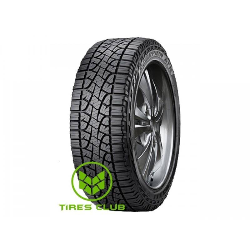 Шины Pirelli Scorpion ATR в Запорожье