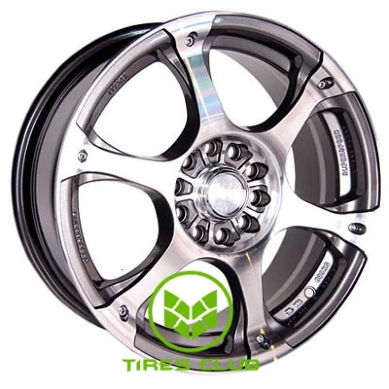 Диски Racing Wheels H-245 в Запорожье