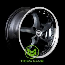 Racing Wheels H-303 7x16 5x114,3 ET40 DIA73,1 (CBG)