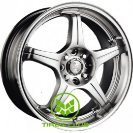 Racing Wheels H-196 7x17 5x100/114,3 ET40 DIA73,1 (DBP)