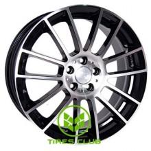 Racing Wheels H-408 7,5x17 5x112 ET35 DIA73,1 (BK-F/P)