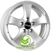 Tech Line TL403 5,5x14 4x100 ET32 DIA67,1 (silver)