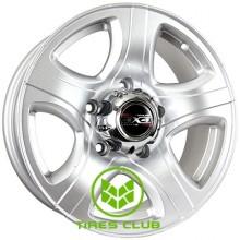 Tech Line TL622 7,5x16 5x139,7 ET10 DIA108,1 (silver)