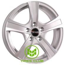 Tech Line TL619 6,5x16 5x120 ET46 DIA65,1 (silver)