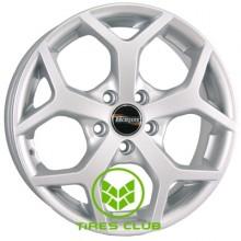 Tech Line TL632 6,5x16 5x108 ET52,5 DIA63,4 (silver)