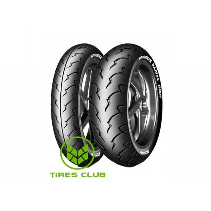 Шины Dunlop Sportmax D207 в Запорожье