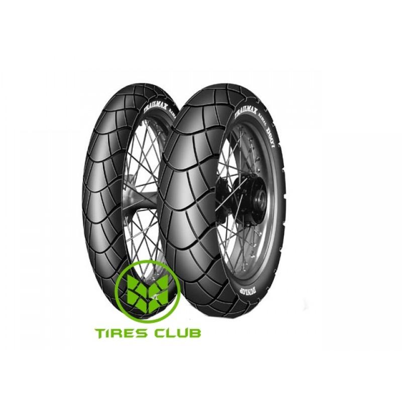 Шины Dunlop Trailmax D607 в Запорожье