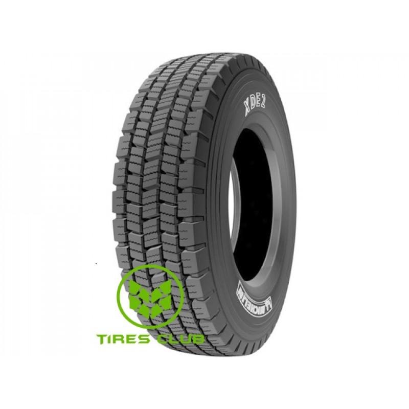 Шины Michelin XDE2 (ведущая) в Запорожье