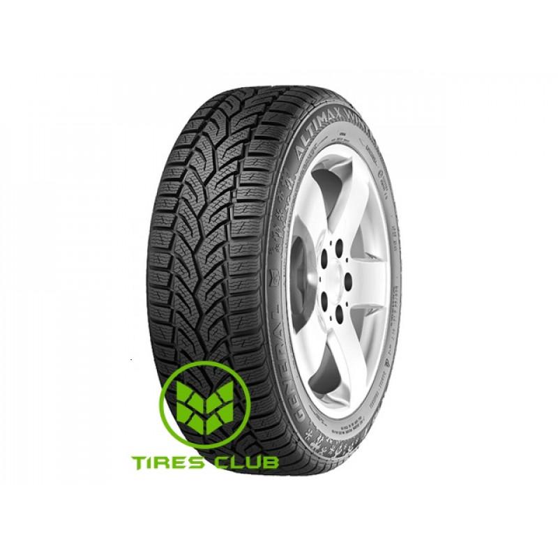 Шины General Tire Altimax Winter Plus в Запорожье