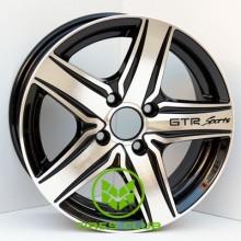 Sportmax Racing SR3111Z 6,5x15 4x98 ET38 DIA58,6 (WPWB)