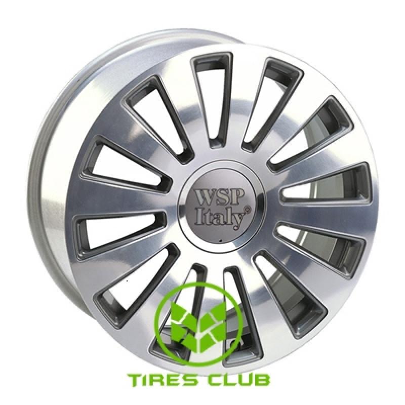 Диски WSP Italy Audi (W535) A8 Ramses в Запорожье