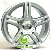 WSP Italy Audi (W538) A4 Granada 7,5x17 5x100/112 ET45 DIA57,1 (silver)