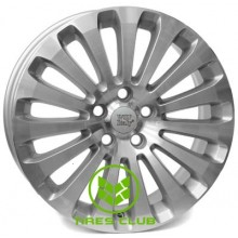 WSP Italy Ford (W953) Isidoro 7x17 5x108 ET52,5 DIA63,4 (silver polished)