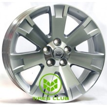WSP Italy Mitsubishi (W3004) Poseidone 8x19 5x114,3 ET38 DIA67,1 (silver polished)