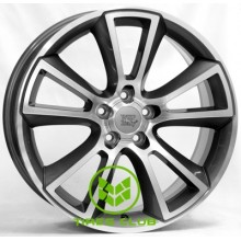 WSP Italy Opel (W2504) Moon 8x18 5x115 ET46 DIA70,2 (anthracite polished)