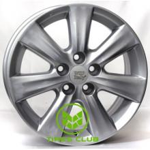 WSP Italy Toyota (W1762) Nemuro 6x15 5x100 ET33 DIA54,1 (silver)