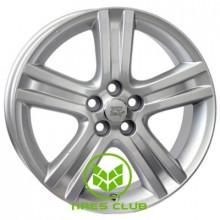 WSP Italy Toyota (W1767) Livorno 7x17 5x100 ET39 DIA54,1 (silver)
