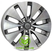 WSP Italy Volkswagen (W461) Ermes 6,5x16 5x112 ET42 DIA57,1 (anthracite polished)