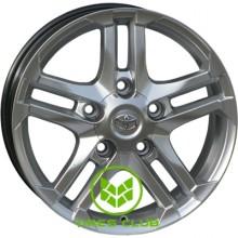 Replica Toyota (TY54) 9x20 5x150 ET40 DIA110,1 (silver)