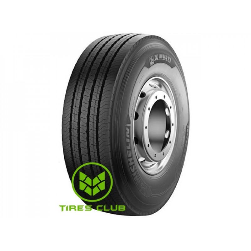 Шины Michelin X Multi F (рулевая) в Запорожье
