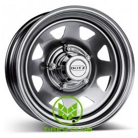 Dotz Dakar 7x16 5x165,1 ET8 DIA114,4