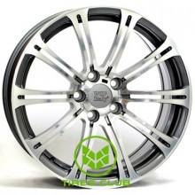 WSP Italy BMW (W670) M3 Luxor 7x17 5x120 ET47 DIA72,6 (anthracite polished)