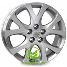 WSP Italy Mazda (W1904) Hella 7x17 5x114,3 ET60 DIA67,1 (silver)