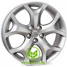 WSP Italy Mazda (W1905) Seine 7,5x18 5x114,3 ET50 DIA67,1 (hyper silver)