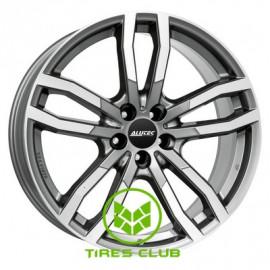 Alutec Drive 9x20 5x120 ET33 DIA64,1 (metal grey front polished)