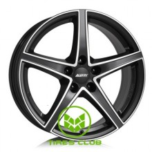 Alutec Raptr 8,5x20 5x108 ET45 DIA63,4 (racing black front polished)