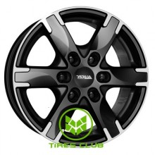 Alutec Titan 7x16 6x139,7 ET38 DIA67,1 (diamond black front polished)
