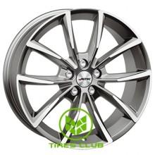 Autec Astana 9x20 5x108 ET43 DIA63,3 (titan silver)