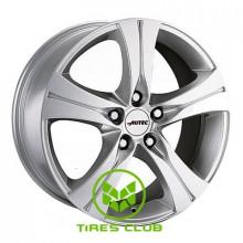 Autec Ethos 8,5x18 5x130 ET55 DIA71,6 (brilliant silver)