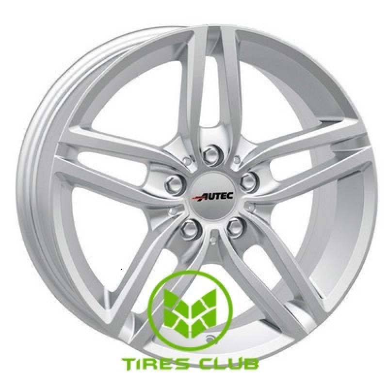 Autec Kitano 7,5x17 5x120 ET43 DIA72,6 (brilliant silver)
