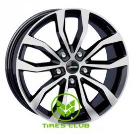 Autec Uteca 9x20 5x112 ET22 DIA66,6 (black polished)
