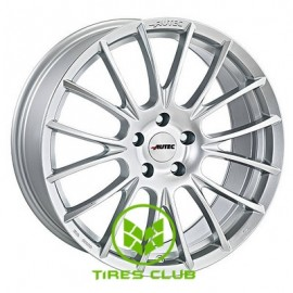 Autec Veron 8,5x18 5x112 ET45 DIA70,1 (crystal silver)