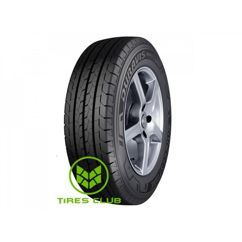Шины Bridgestone Duravis R660 в Запорожье