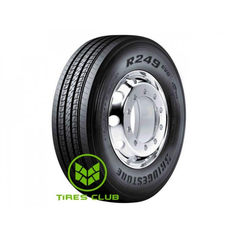 Шины Bridgestone R249 Evo Ecopia (рулевая) в Запорожье