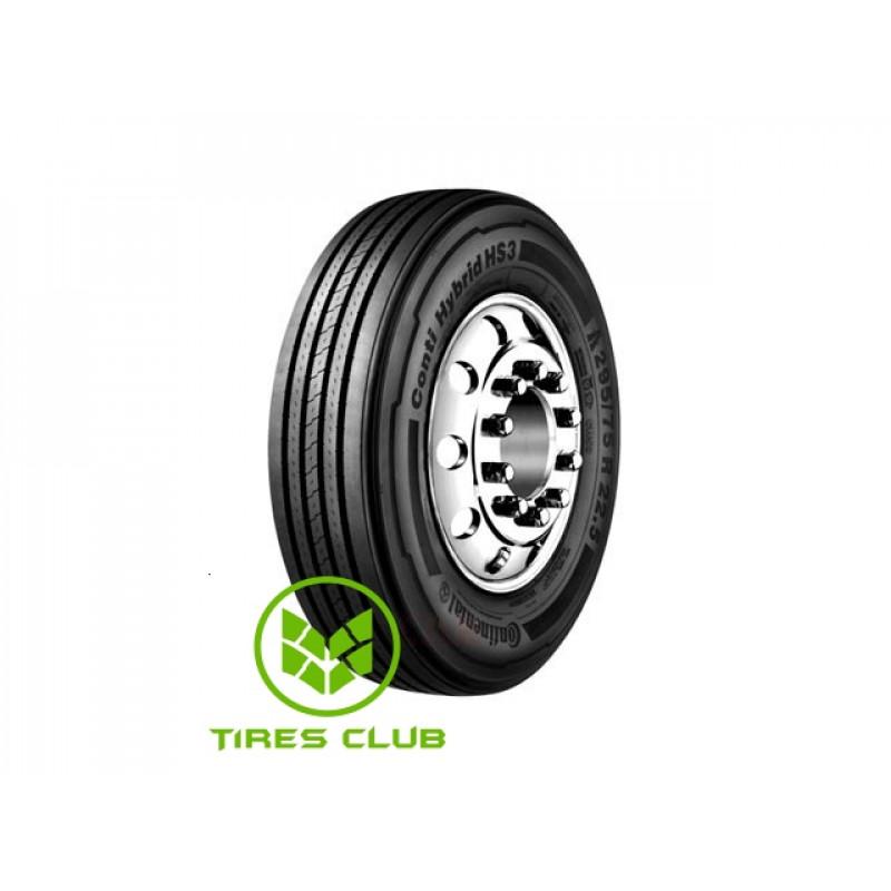 Шины Continental HS3 Eco-Plus (рулевая) в Запорожье