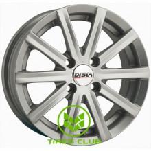 Disla Baretta 6x14 4x108 ET37 DIA67,1 (silver)
