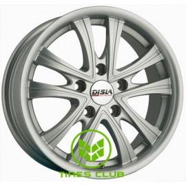 Disla Evolution 7x16 5x120 ET38 DIA65,1 (silver)