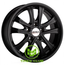 Disla Evolution 6,5x15 5x100 ET35 DIA57,1 (black)