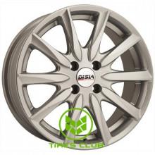 Disla Raptor 7x16 5x118 ET38 DIA71,1 (silver)