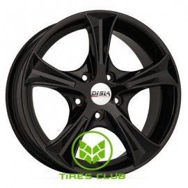 Disla Luxury 7,5x17 5x114,3 ET40 DIA67,1 (black)