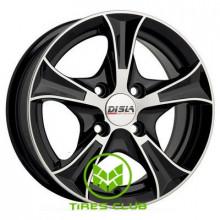 Disla Luxury 5,5x13 4x100 ET30 DIA67,1 (BD)