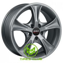Disla Luxury 6,5x15 5x108 ET35 DIA63,4 (GM)