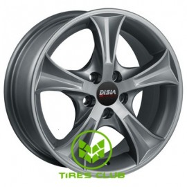 Disla Luxury 6,5x15 5x108 ET35 DIA67,1 (GM)